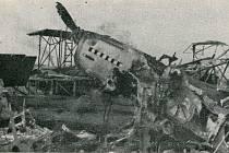 Dobový snímek z května 1945