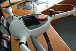 Nový policejní dron brzy vzlétne.