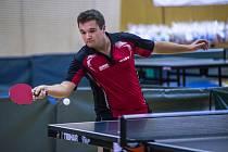 Jediným domácím vítězem turnaje se stal ve družstvech chrudimský Marek Chlebeček.