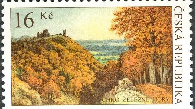 Nová poštovní známka
