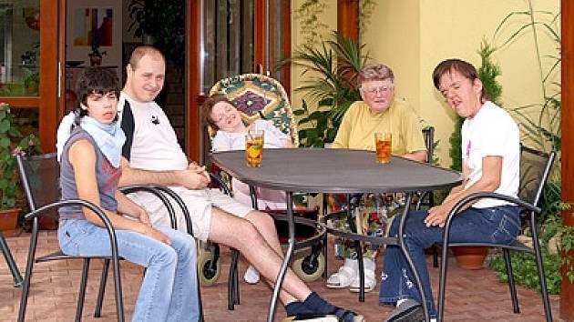 Domov sociálních služeb ve Slatiňanech vytváří svým klientům ty nejlepší podmínky k životu.