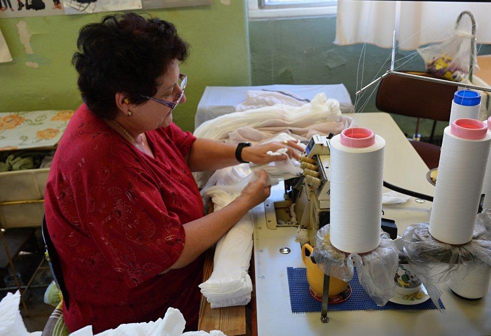 Evona vyrobí roušky pro Chrudim zdarma