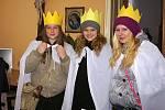 Koledníci vyrazili na Tři králo do ulic.