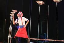 Kouzelnická vystoupení vyvrcholí sobotním gala programem, který je nezapomenutelným zážitkem.