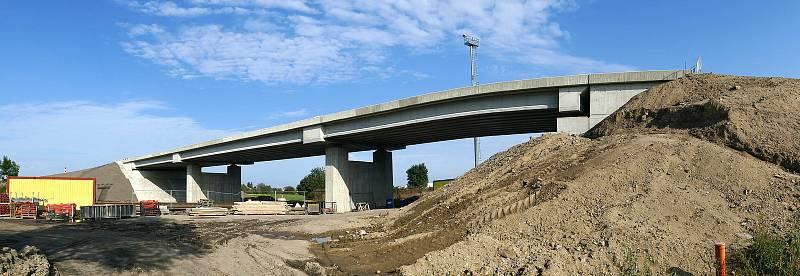 Stavba má být dokončena už v prosinci.