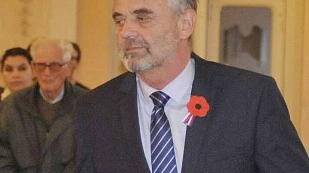 Petr Řezníček, zastupitel a bývalý starosta města Chrudim.
