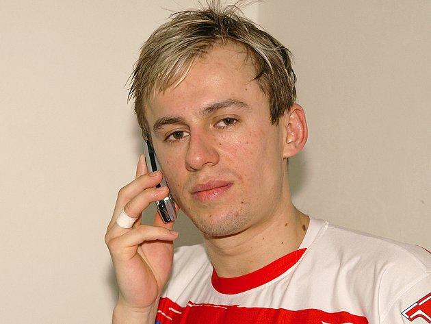Futsalista Lukáš Rešetár se stal novou posilou Era-Packu Chrudim pro sezonu 2008/09.