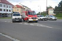 Nehoda u Václava