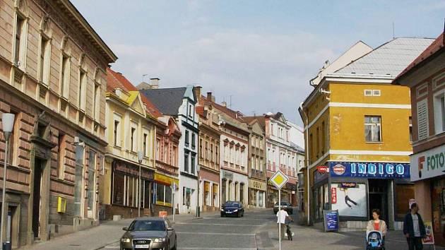 Široká ulice v Chrudimi je už zkolaudována.