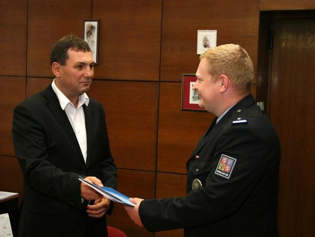 Z činnosti policie na Chrudimsku