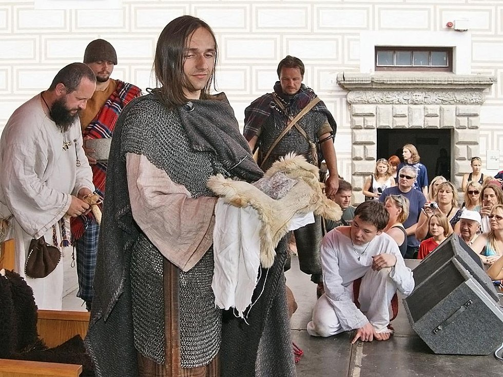 Nasavrky ovládly oslavy keltského svátku Lughnasad.