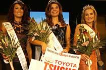 Miss Pardubického kraje 2007.