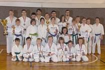 Karatisté z Karate klubu Lichnice sklízí úspěchy.