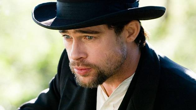 Brad Pitt si ve filmu The Assassination of Jesse James by the Coward Robert Ford zahrál roli Jesseho Jamese.
