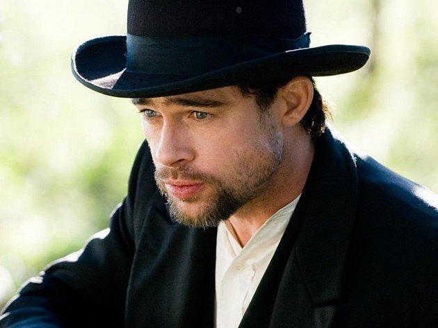 Brad Pitt si ve filmu The Assassination of Jesse James by the Coward Robert Ford zahrál roli Jesseho Jamese.