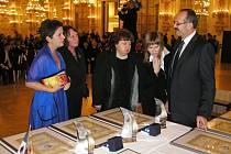 Ve Španělském sále Pražského hradu byly předány Národní ceny kvality České republiky. Mezi oceněnými byla i SOŠ a SOU technické v Třemošnici.