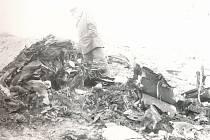 Lidé z Korouhve si na tragickou havárii, při které zahynuli dva piloti, dobře vzpomínají.
