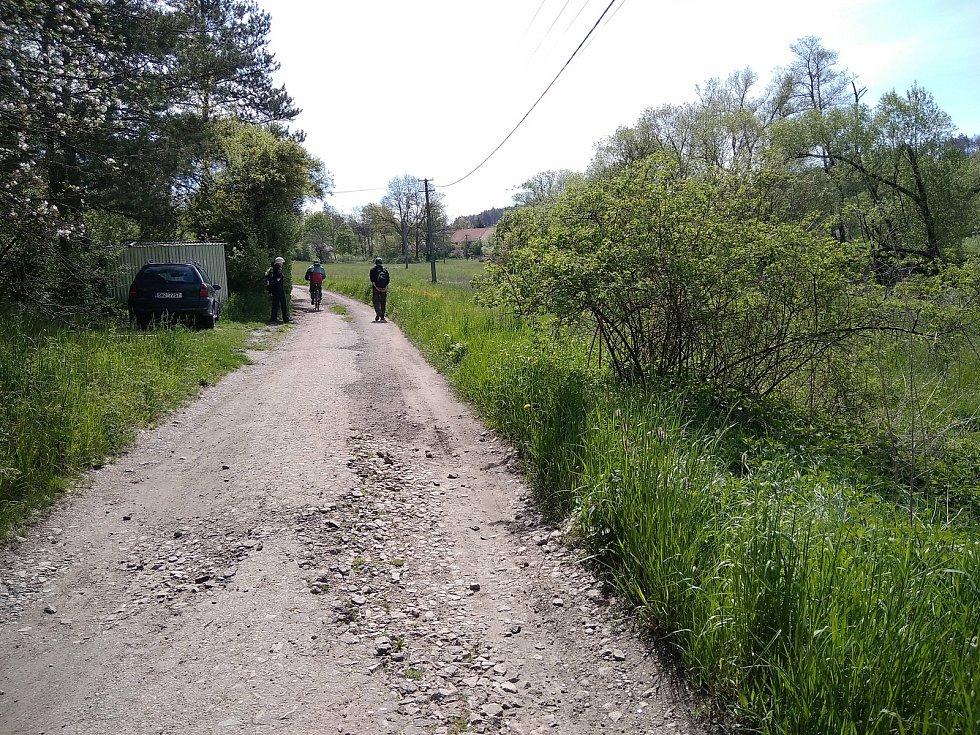 Holonkův Mlýn aneb kam na cyklovýlet s menšími dětmi v okolí Velkého Meziříčí.
