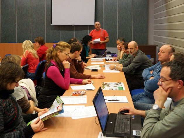 Chrudim a města v jejím okolí společně založila Místní akční skupinu (MAS) Chrudimska.