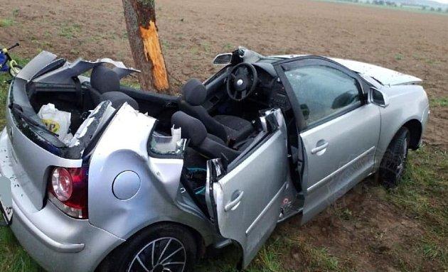 Dopravní nehoda uRosic