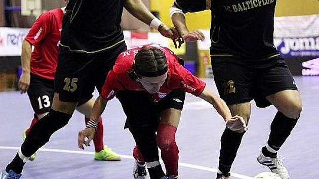V 6. kole Jetbull Futsal ligy došlo na reprízu posledního finále play off, v níž Era-Pack Chrudim porazil doma Balticfloru Teplice 7:0.