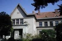 Základní škola v Rosicích.