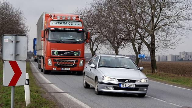 Silnice I17 mezi Chrudimí a Hrochobým Týncem bude uzavřena kvůli opravám,