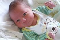 FRANTIŠEK KALAJDŽIEV. Jana a Alexandr Kalajdžievovi z Pardubic přivítali na svět svého prvního syna 26. února v 19:04. Jeho míry byly 2,94 kg a 48 cm.