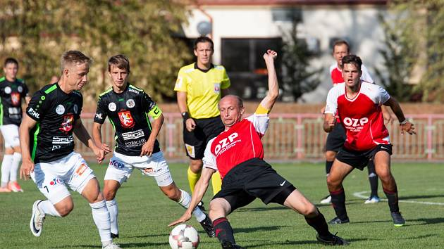 Na pohárovou bitvu nezapomenou. Jedním z nejslavnějších zápasů Slatiňan byl pohárový duel proti Hradci Králové. Spartak vedl 2:0, měl druholigového favorita na lopatě, poté ale o náskok přišel a v prodloužení padl. Podobnou šanci již ve Slatiňanech zase d