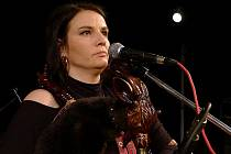 Písničkářka Radůza potěšila známými songy nejednoho fanouška.