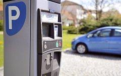 Parkovací automaty v Chrudimi by měly projít modernizací.