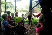 Děti ze ZŠ Školní náměstí Chrudim přivítaly vzácnou návštěvu ze Slovenska.
