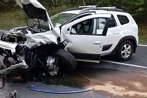 Nehoda u Vysonína