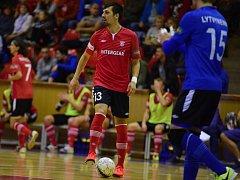 Futsalista Chrudimi Martin Doša.