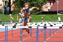 V závěrečném 4. kole II. ligy atletických družstev mužů a žen bojovali atleti AFK Chrudim na domácí půdě o udržení.