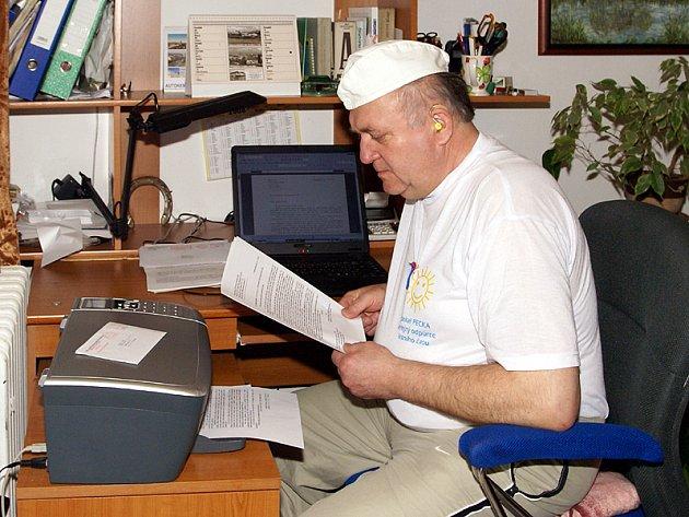 Budoucí prezident? Stanislav Pecka se nabídl jako kandidát na Hrad.