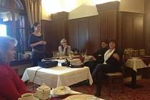 Organizace ŽENY.s.r.o. hodlá v březnu 2014 otevřít svou pracovnu v Chrudimi.