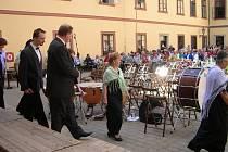 V Heřmanově Městci se setkaly pěvecké sbory z celé republiky.