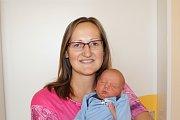 JAN KRÄTZL (3,14 kg a 49 cm). Čerstvými rodiči jsou od 20.7. od 12:11 Jan a Lucie zProsetína.