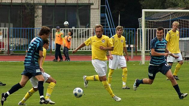 MFK Chrudim nepoznal s Českou Lípou v sedmém utkání soutěže porážku