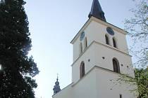 Skutečský kostel.