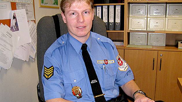 Velitelem Městské policie v Hlinsku se stal Ladislav Havlík, rada jej jmenovala do funkce od 1. ledna 2008.