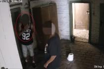 Kamera, o které evidentně neměli tušení, zadokumentovala jejich nezdařený pokus