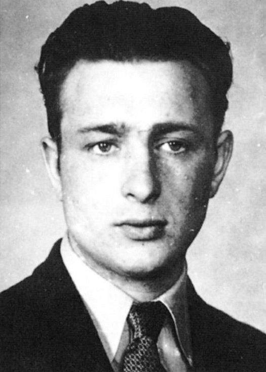 Druhý radista rtn. Alois Vyhňák