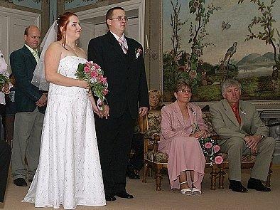 Svatba v pátek třináctého.