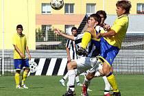 V dorosteneckých chrudimských derby se více dařilo hostům z AFK.