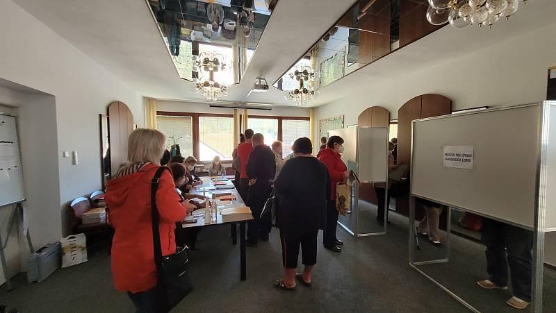 Volby 2021 v Třemošnici
