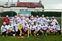 Postupující fotbalisté SK Rozhovice