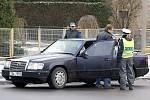 Policie kontrolovala při dopravně bezpečnostní akci zbytkový alkohol v krvi řidičů.