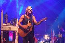 Momentky z koncertu Tomáše Kluse v Chrudimi.